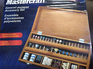 Brand new in box - Rotary Tool Accessories/Bits