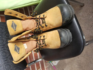 Brand New Steel Toed Boots