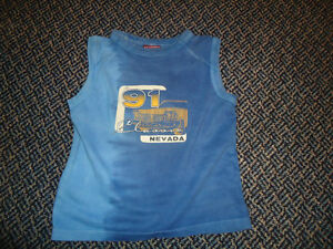 Boys Size 4 Tie Dye Style Tank Top by Nevada Kingston Kingston Area image 1
