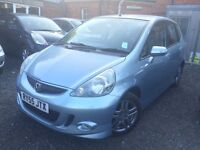 HONDA Jazz 1.4 SE Sport 5dr *Full Service History* One Lady Owner from New *FREE 3-Months Warranty