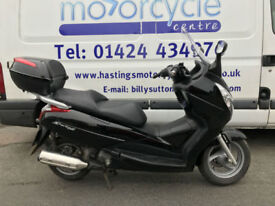 Honda FES 125 / S-Wing 125 / S Wing / Executive Scooter / Delivery / Finance