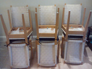 Chair set of 6