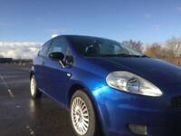 Fiat Grande Punto - FIRST CAR cheap insurance low miles