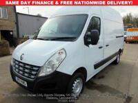 2011 11 RENAULT MASTER MWB, MAXI ROOF- (EXTRA HIGH), EURO5, FULL STAMPED HISTORY