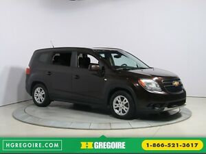 2013 Chevrolet Orlando 2LT AUTO A/C GR ELECT MAGS 7 PASSAGERS
