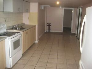 2 Bedroom Bright Clean Basement 4 Rent (Derry/Mclaughlin)