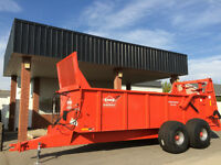 KUHN KNIGHT PS160 PROSPREAD APRON BOX SPREADERS