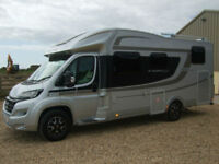 Adria Matrix 50th Anniversary Edition Motorhome