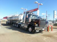 Experienced Class 1 Off Road Fluid Haulers Wanted