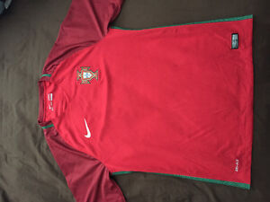 Euro Cup 2016 Portugal Jersy