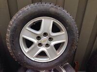 Tempra Winter Quest Studded Tires