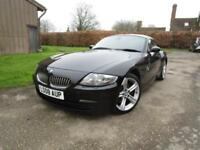 BMW Z4 3.0si Sport***RED ELECTRIC HEATED LEATHER SEATS****