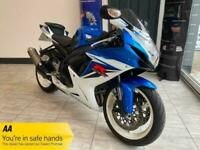 Suzuki GSXR 600 L-1 MOTORCYCLE Petrol Manual