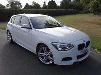 BMW 1 SERIES 116i M SPORT 5DR 2013/13