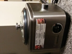 Beautiful cusinart 4 cup rice cooker and steamer