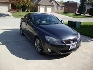 2007 Lexus IS IS350 Sedan