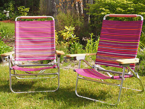Lawn and Beach Chairs