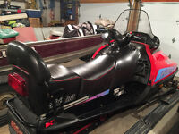 1994 Skidoo Formula 470 2-up seat!!! MINT CONDITION!!