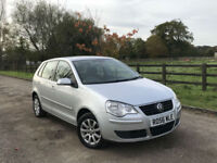 Volkswagen Polo 1.4TDI ( 80PS ) 2006 (56) SE 5 Door Diesel £30 ROAD TAX