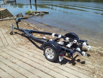 JET SKI TRAILER ALLOY FRAME Sydney City Inner Sydney Preview