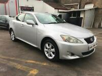 2006 LEXUS IS 220D 4 DOOR SALOON 2.2 cc TURBO DIESEL