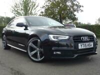Audi A5 2.0TDI ( 177ps ) Sportback Multitronic 2015MY Black Edition PLUS