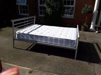 Double bed good condition only ever used in spare room