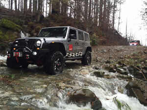"4"" LIFT KIT 07-16 JEEP JK WRANGLER Regina Regina Area image 2"