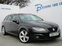 2012 62 Seat Exeo 2.0TDI DPF (143ps) ST Automatic Sport Tech for sale in AYRSHIR