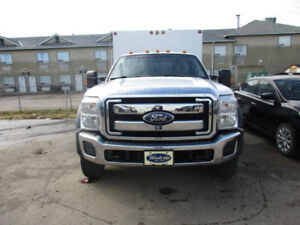 2011 Ford F450 Furnace Truck