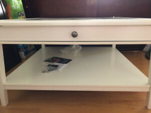 BRAND NEW IKEA LIATORP assembled coffee table