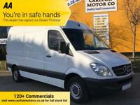 Mercedes Sprinter 2.1TD 313CDI MWB HIGH ROOF VAN RWD