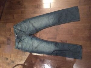 Parasuco men's jeans & other brands.  36W/34L