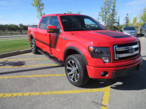 2013 Ford F-150 FX4 SuperCrew Pickup Truck
