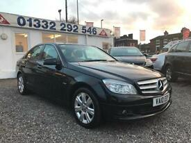 2010 MERCEDES BENZ C CLASS C200 CDI BlueEFFICIENCY Executive SE 4dr