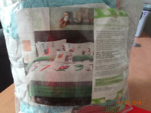 KIDS TWIN 100% COTTON QUILT
