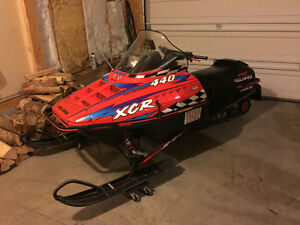 1998 Polaris 440 XCR Racing Sled, Ramp, Accessories $3000 OBO