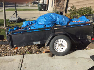 Great Bear utility trailer for sale, $600, 587-590-7621