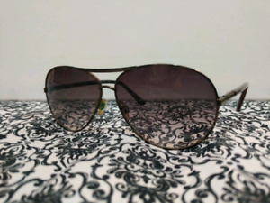 mac+jac Aviator Sunglasses - Tortoise/Bronze