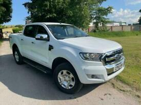 2018 Ford Ranger 2.2 TDCi Limited 1 Double Cab Pickup 4WD (s/s) 4dr (Eco Axle) P