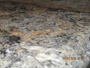 *Granite-Look CounterTop - 6' w/ Stainless Sink *EXCELLENT COND*