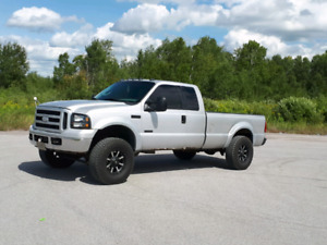 05 f250 superduty diesel low km
