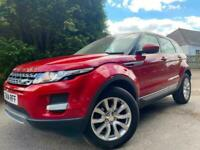 SOLD/LAND ROVER RANGE ROVER EVOQUE 2.2 SD4 PURE/TECH PACK/4X4/47,000 MILES F/S/H