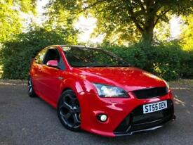 2006 Red Ford Focus ST 2.5 Turbo 3 Door Manual ST-2 Stage 2 - Not ST-3 GTI etc