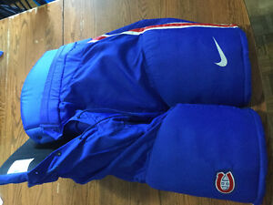 Montreal canadiens authentic Culotte hockey pants size XL Nike