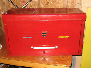Mastercraft Red Upper Tool Chest