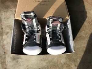Ladies WakeboardBoots