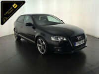 2010 60 AUDI A3 S LINE SPECIAL EDITION TDI 1 OWNER AUDI SERVICE HISTORY FINANCE