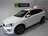 Volvo XC60 2.0TD D4 190 R-Design Nav BUY FOR ONLY £55 A WEEK, FINANCE £0 DEPOSIT