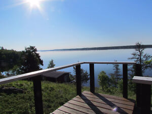 Falcon Lake Cottage For Rent North Shore